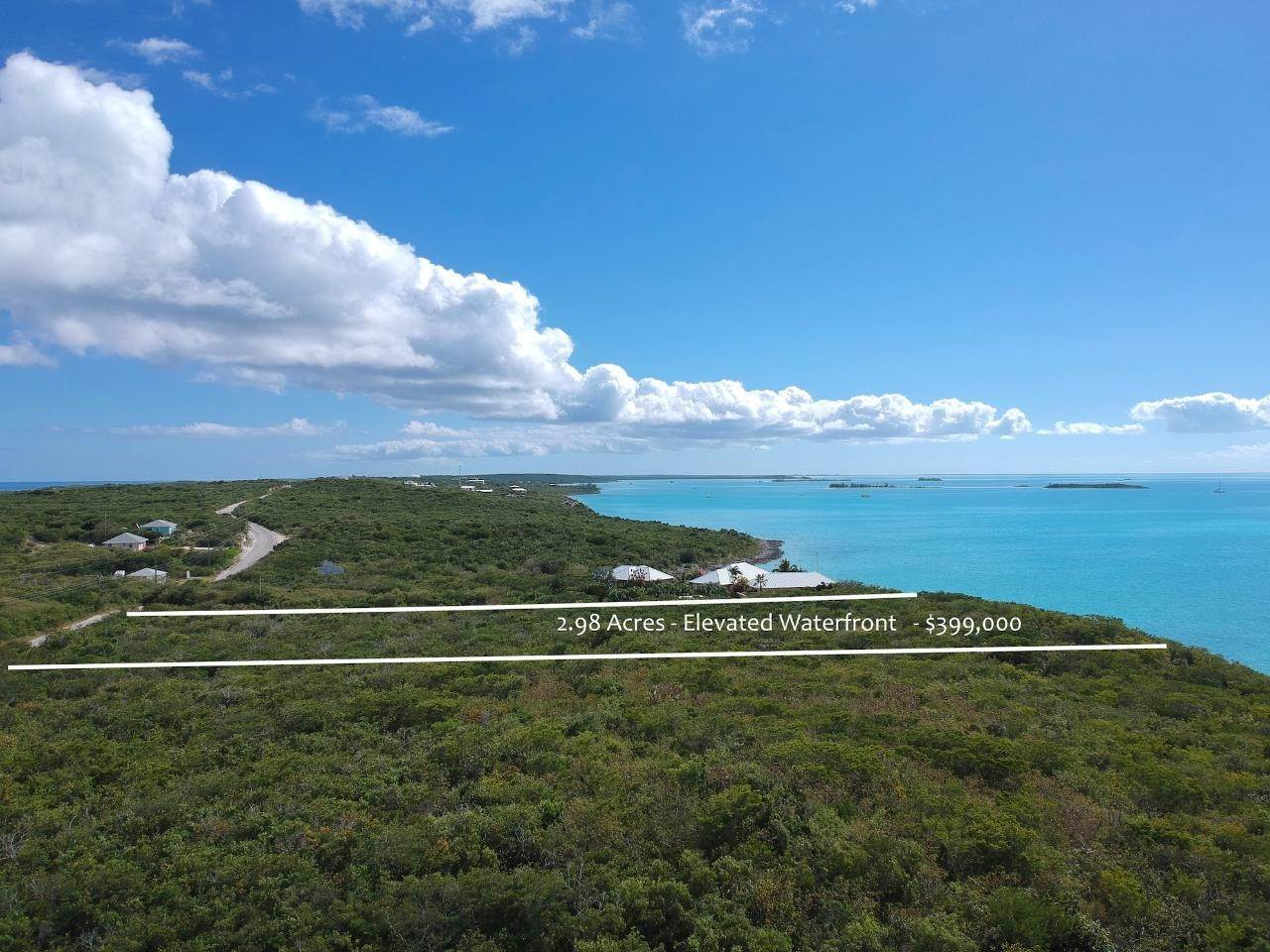 Land for Sale at Thompson Bay, Long Island, Bahamas