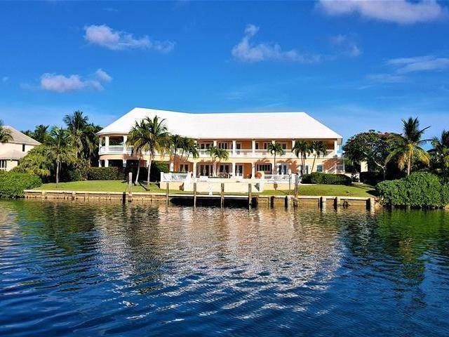 Single Family Homes for Sale at Poinciana House Lyford Cay, Nassau And Paradise Island, Bahamas