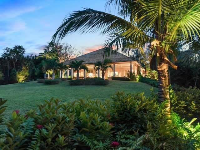 Single Family Homes for Sale at One Royal Palm Way Lyford Cay, Nassau And Paradise Island, Bahamas