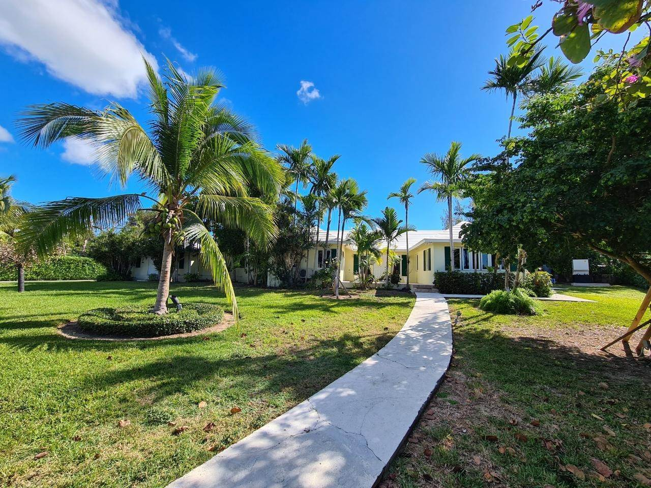 Single Family Homes for Rent at Lyford Cay, Nassau And Paradise Island, Bahamas
