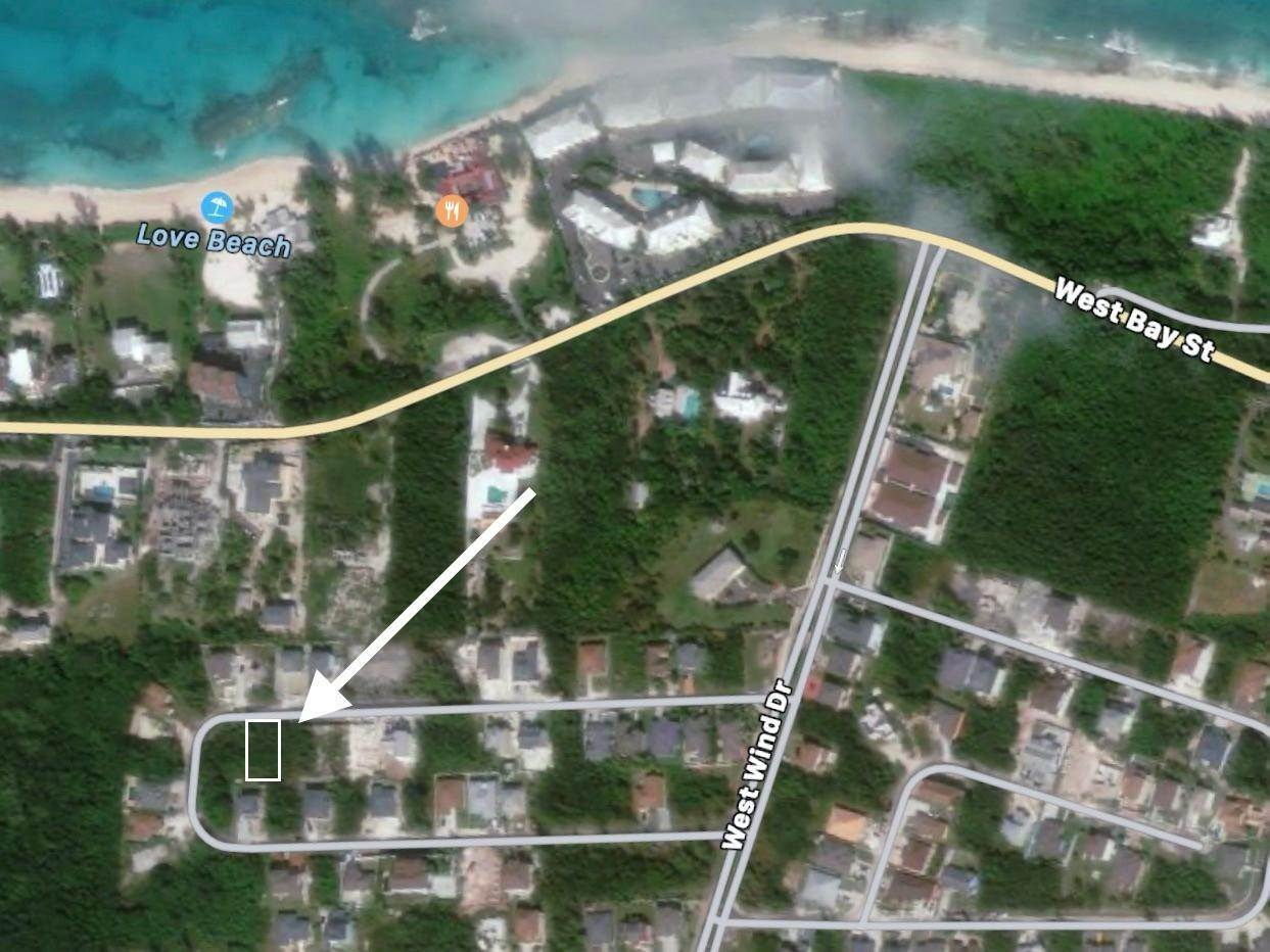 Land for Sale at West Winds Lot West Winds, West Bay Street, Nassau And Paradise Island Bahamas