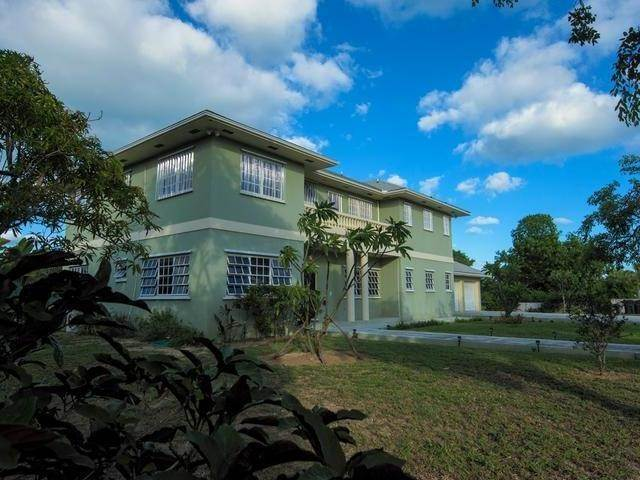 27. Single Family Homes for Sale at FREEHOLD Port New Providence, Yamacraw, Nassau And Paradise Island Bahamas