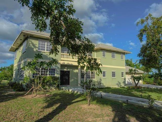 8. Single Family Homes for Sale at FREEHOLD Port New Providence, Yamacraw, Nassau And Paradise Island Bahamas