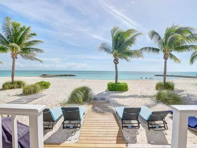 Co-op / Condo for Sale at Beachfront Townhouse Palm Cay, Yamacraw, Nassau And Paradise Island Bahamas