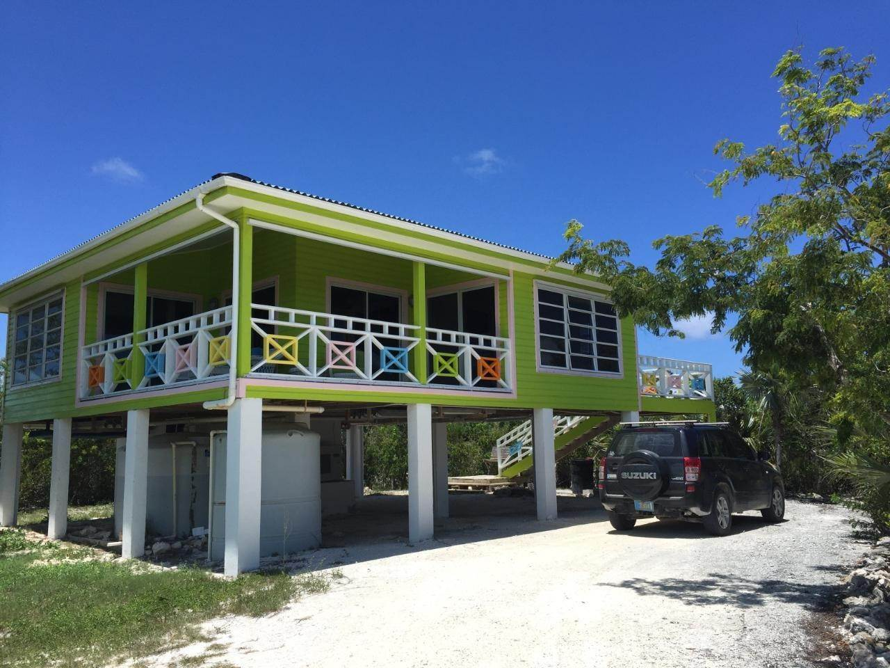 Single Family Homes por un Venta en Wemyss Settlement, Long Island, Bahamas