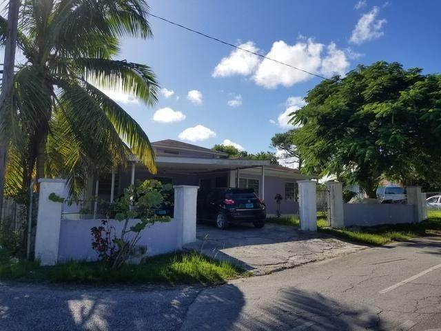 Single Family Homes for Sale at Millars Heights, Nassau And Paradise Island, Bahamas