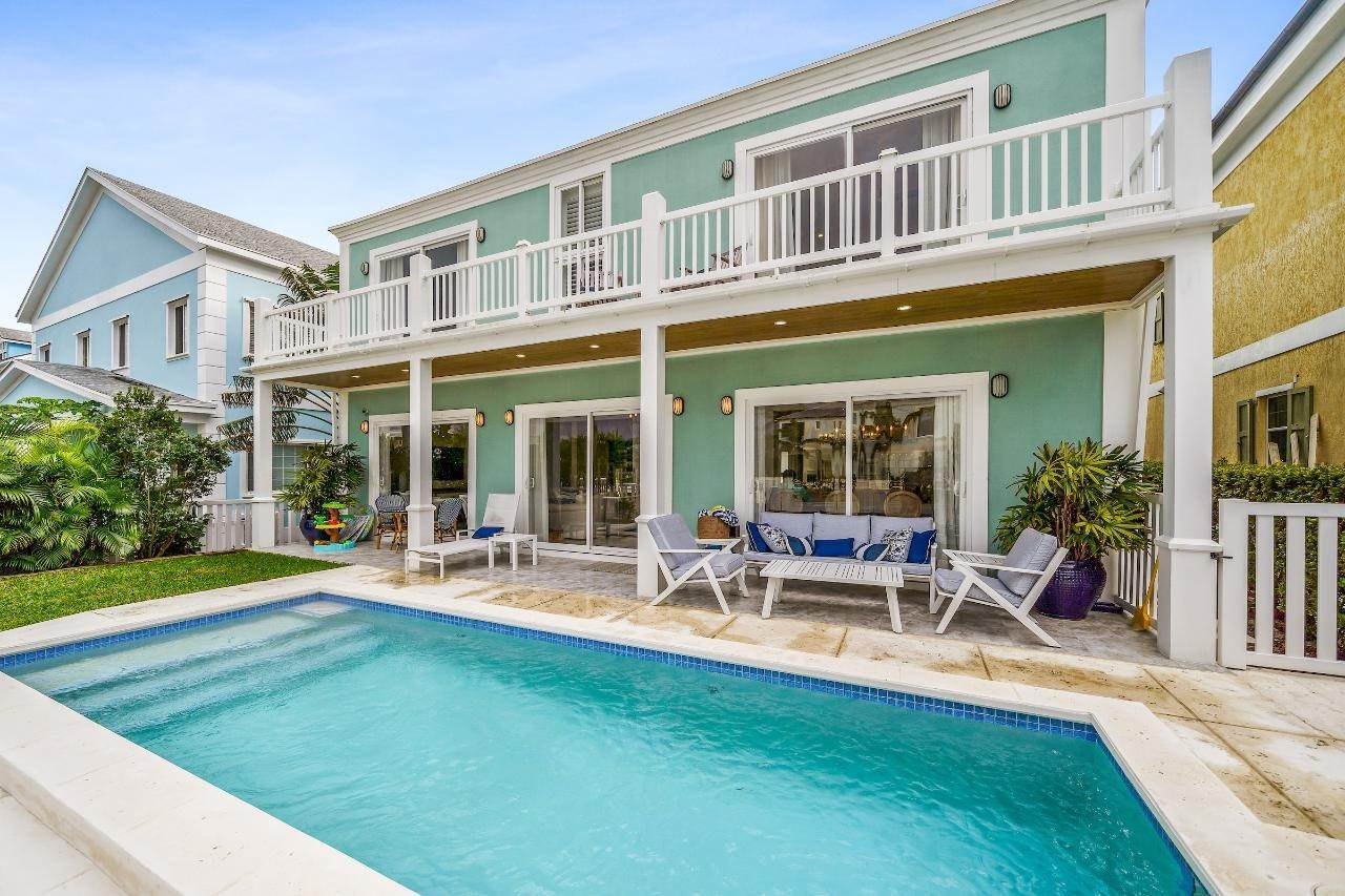 Single Family Homes for Sale at Sandyport, Cable Beach, Nassau And Paradise Island Bahamas