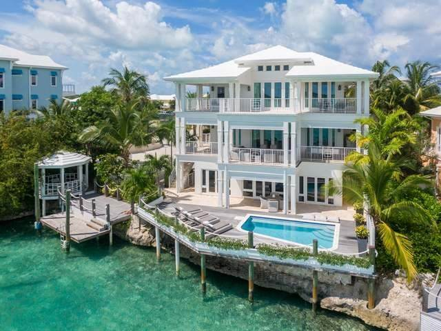 Single Family Homes for Sale at Villa Q February Point, Exuma, Bahamas