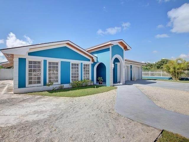 4. Single Family Homes for Rent at Mount Vernon, Eastern Road, Nassau And Paradise Island Bahamas