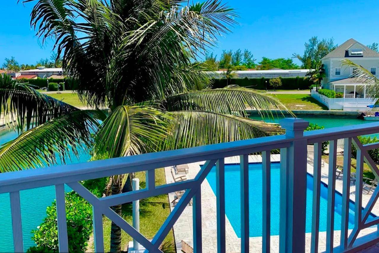 Single Family Homes for Rent at Poinciana Cay 21 Sandyport, Cable Beach, Nassau And Paradise Island Bahamas