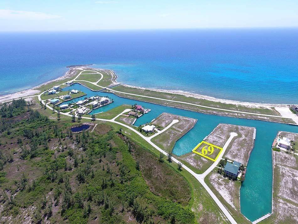 Land for Sale at 69 Oleander Lot West End, Freeport and Grand Bahama, Bahamas