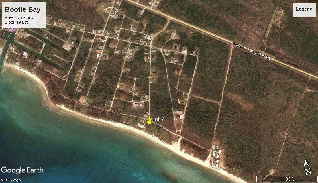 Land for Sale at Bootle Bay Land West End, Freeport and Grand Bahama, Bahamas