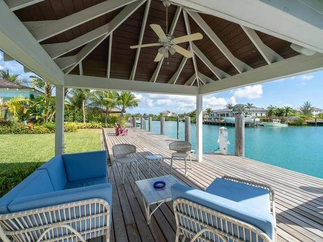 Single Family Homes por un Venta en 16 Bay Creek Drive Old Fort Bay, Nueva Providencia / Nassau, Bahamas