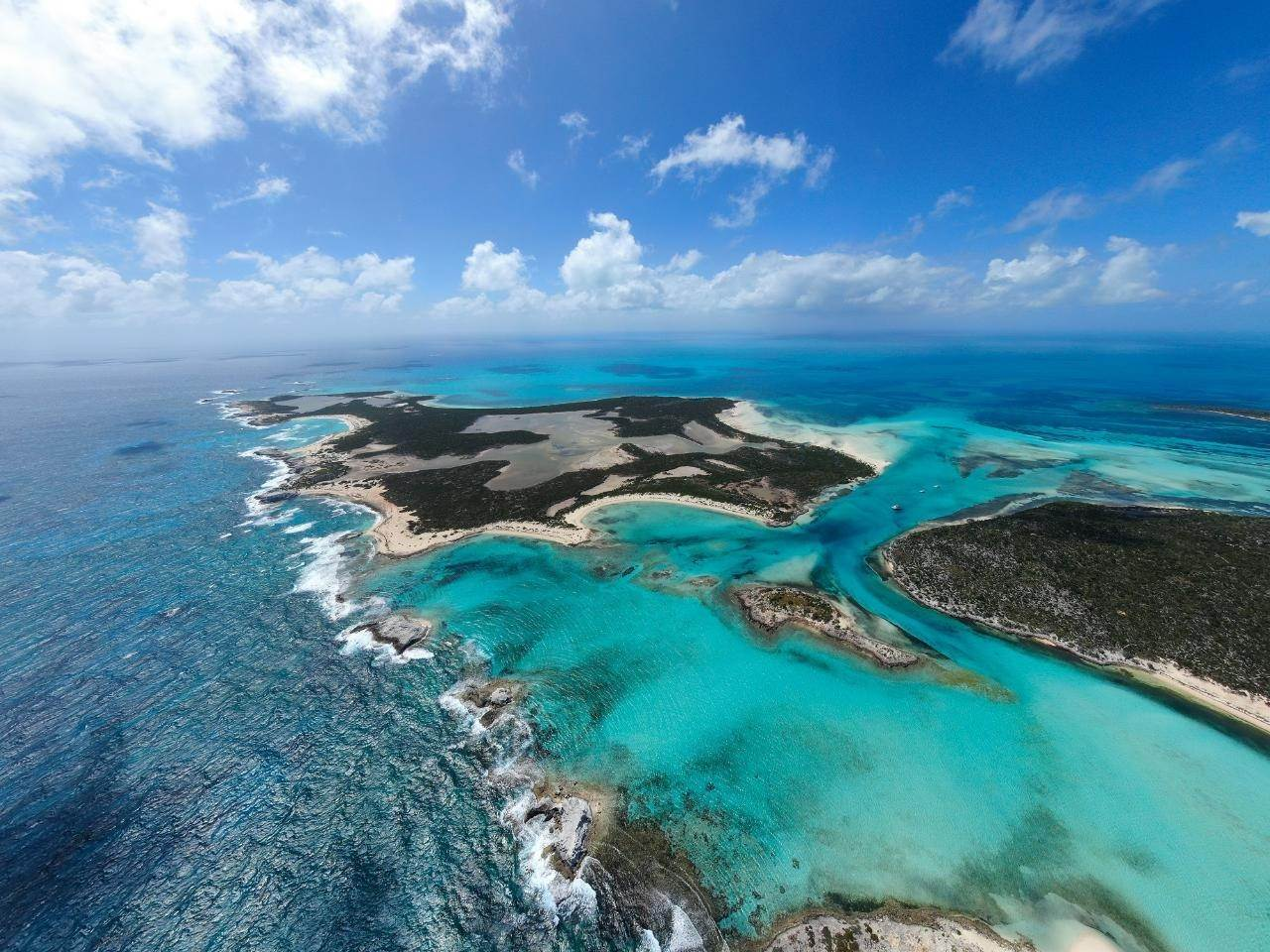 Private Islands for Sale at Ragged Island, Bahamas