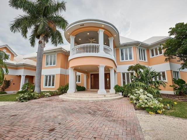 22. Single Family Homes for Rent at Poinciana House Lyford Cay, Nassau And Paradise Island, Bahamas