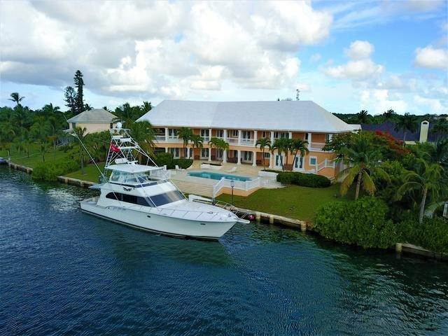 27. Single Family Homes for Rent at Poinciana House Lyford Cay, Nassau And Paradise Island, Bahamas