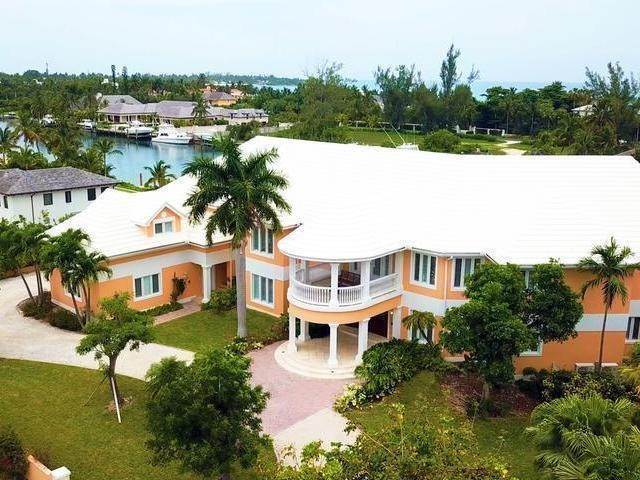 28. Single Family Homes for Rent at Poinciana House Lyford Cay, Nassau And Paradise Island, Bahamas