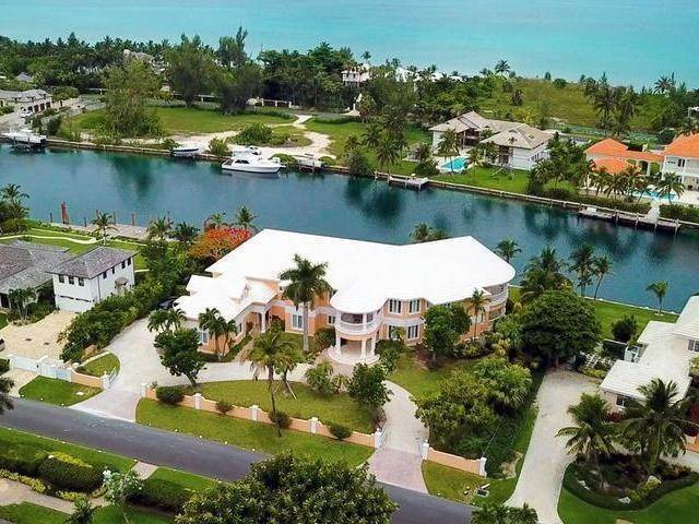 29. Single Family Homes for Rent at Poinciana House Lyford Cay, Nassau And Paradise Island, Bahamas