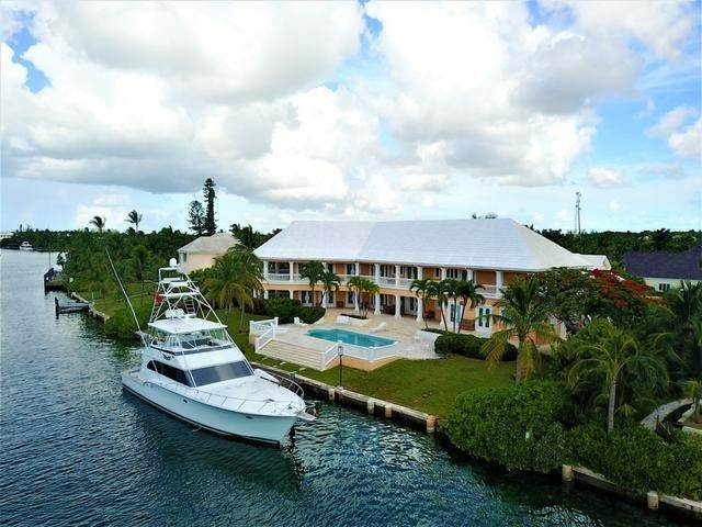30. Single Family Homes for Rent at Poinciana House Lyford Cay, Nassau And Paradise Island, Bahamas