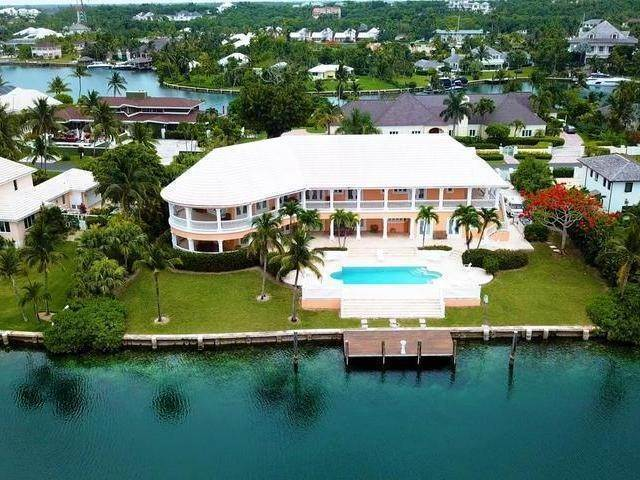 31. Single Family Homes for Rent at Poinciana House Lyford Cay, Nassau And Paradise Island, Bahamas