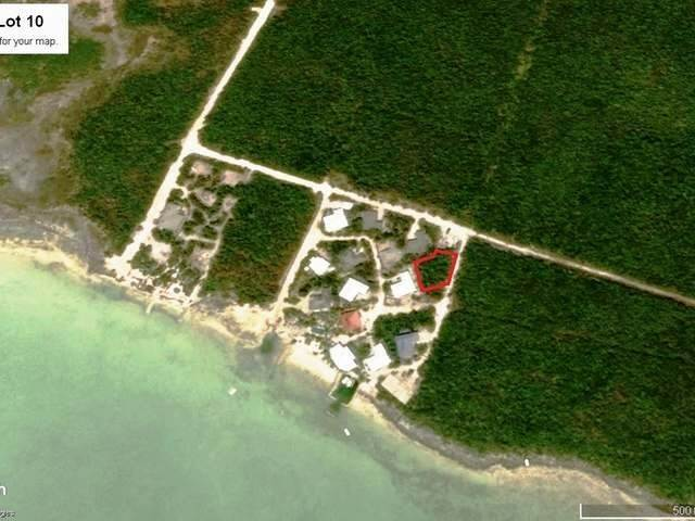 Land for Sale at Hermitage, Exuma, Bahamas