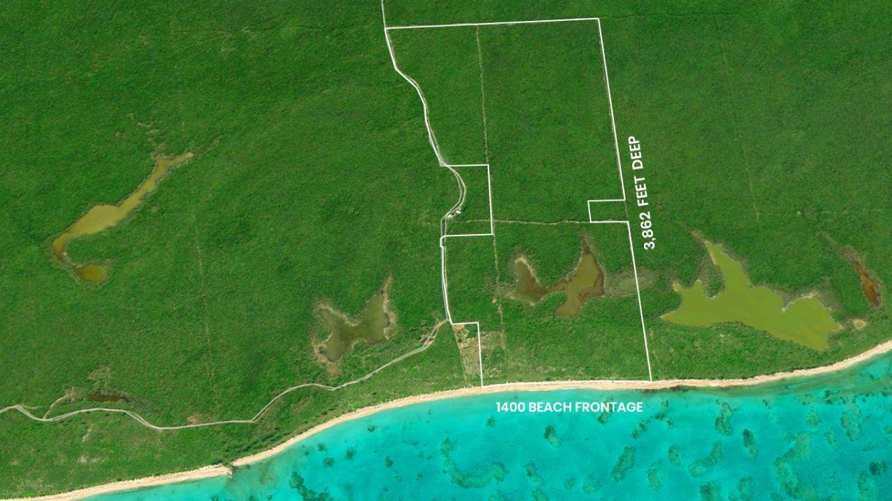 Land for Sale at Cat Island, Bahamas