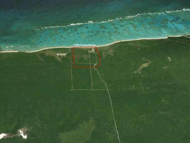 2. Land for Sale at Cat Island, Bahamas