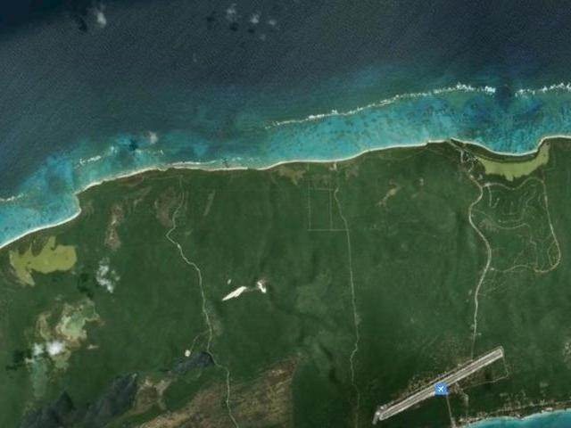 5. Land for Sale at Cat Island, Bahamas