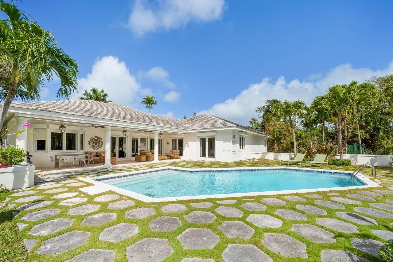 Single Family Homes for Sale at Lyford Cay Lyford Cay, Nassau And Paradise Island, Bahamas