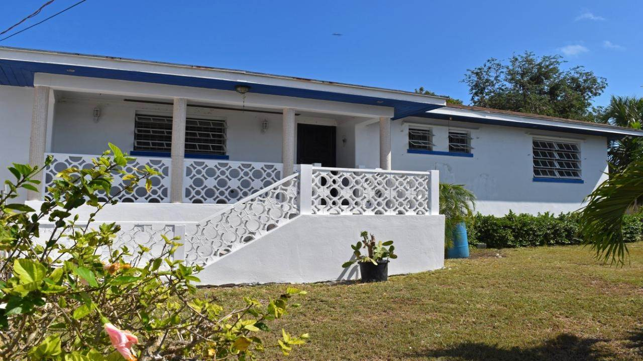 Single Family Homes for Rent at Blair Estates, Eastern Road, Nassau And Paradise Island Bahamas