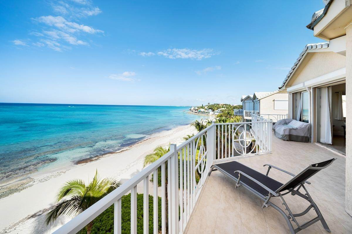 Co-op / Condominio por un Venta en Love Beach Penthouse Love Beach Walk, Love Beach, Nueva Providencia / Nassau Bahamas