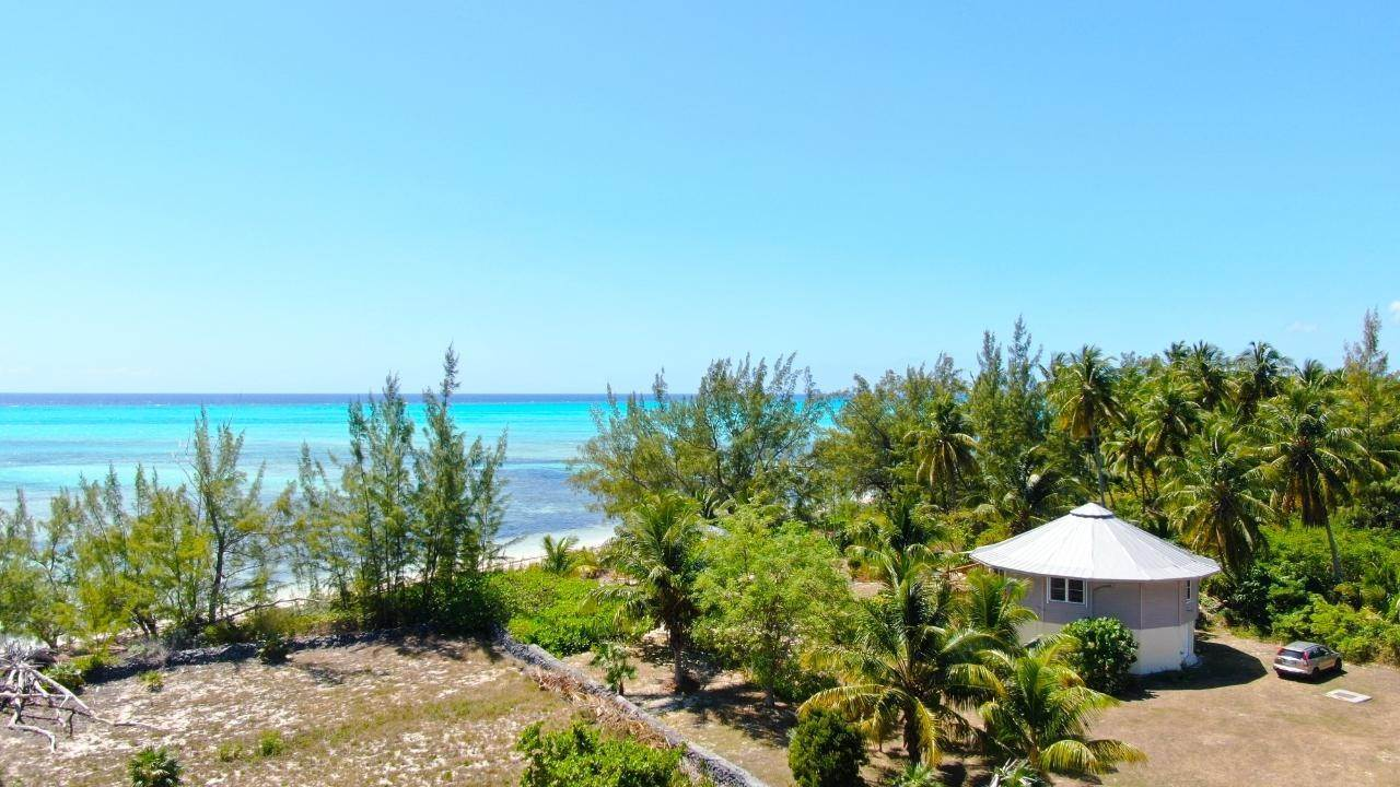 Single Family Homes for Sale at Beachfront Home Port Howe, Cat Island, Bahamas