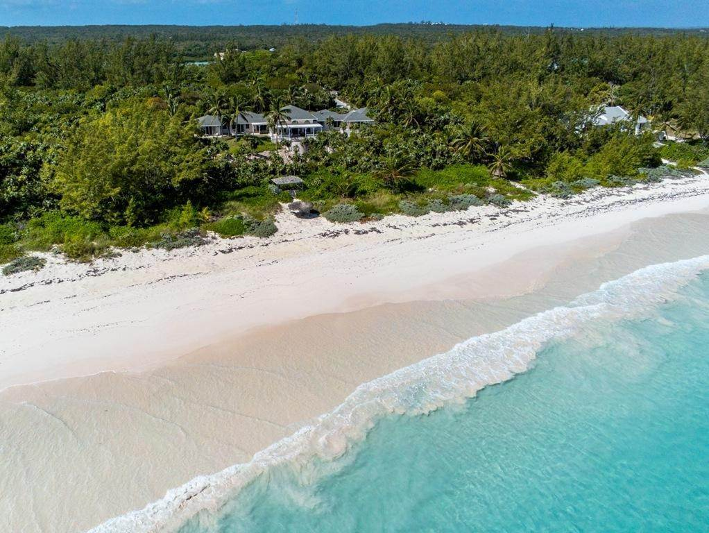 Single Family Homes por un Venta en Pineapple Lodge Windermere Island, Eleuthera, Bahamas