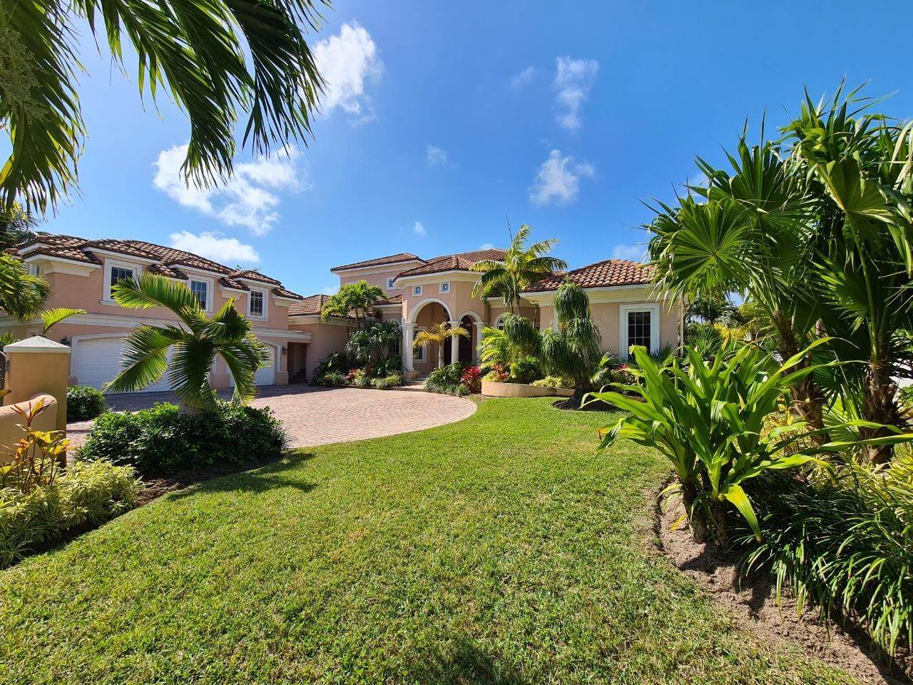 Single Family Homes for Rent at Kiva Casa Ocean Club Estates, Paradise Island, Nassau And Paradise Island Bahamas