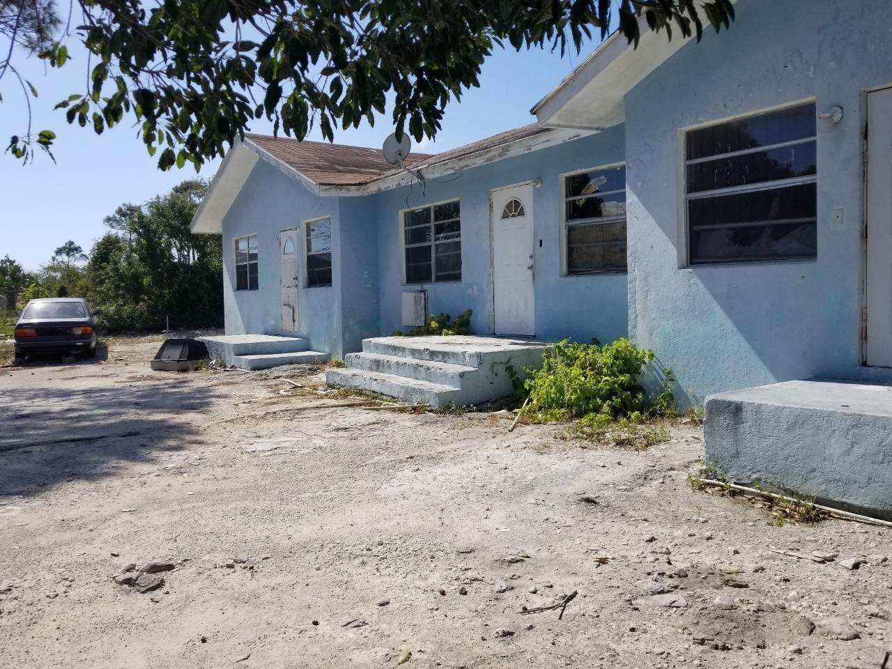 Multi Family for Sale at Millars Heights, Nassau And Paradise Island, Bahamas