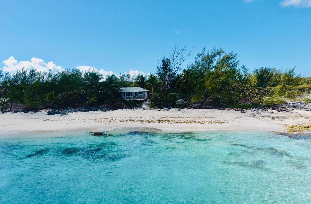 2. Single Family Homes for Sale at Paradise Point Tar Bay, Exuma, Bahamas