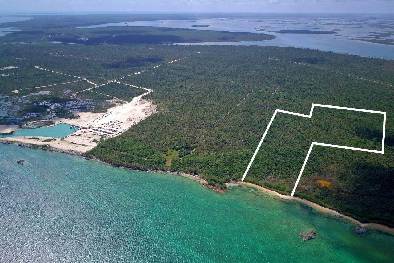 2. Land for Sale at Abaco, Bahamas