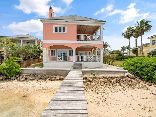30. Single Family Homes for Sale at Sandyport, Cable Beach, Nassau And Paradise Island Bahamas