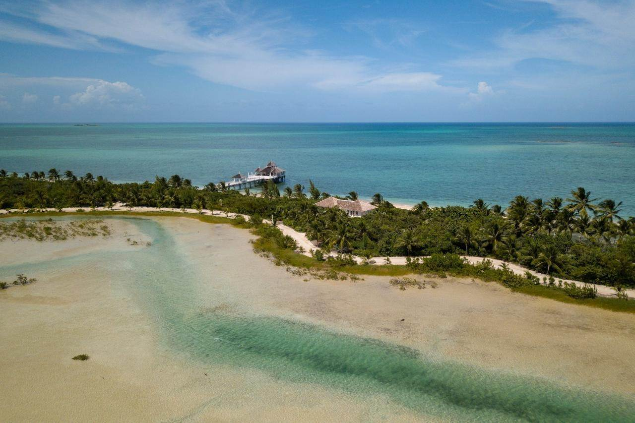 34. Single Family Homes for Sale at Kamalame Cay, Andros, Bahamas