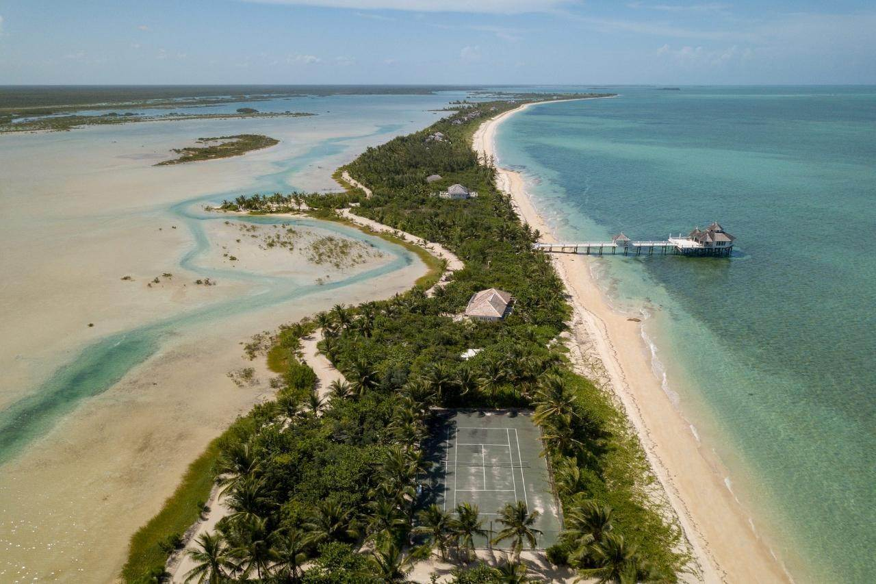 35. Single Family Homes for Sale at Kamalame Cay, Andros, Bahamas