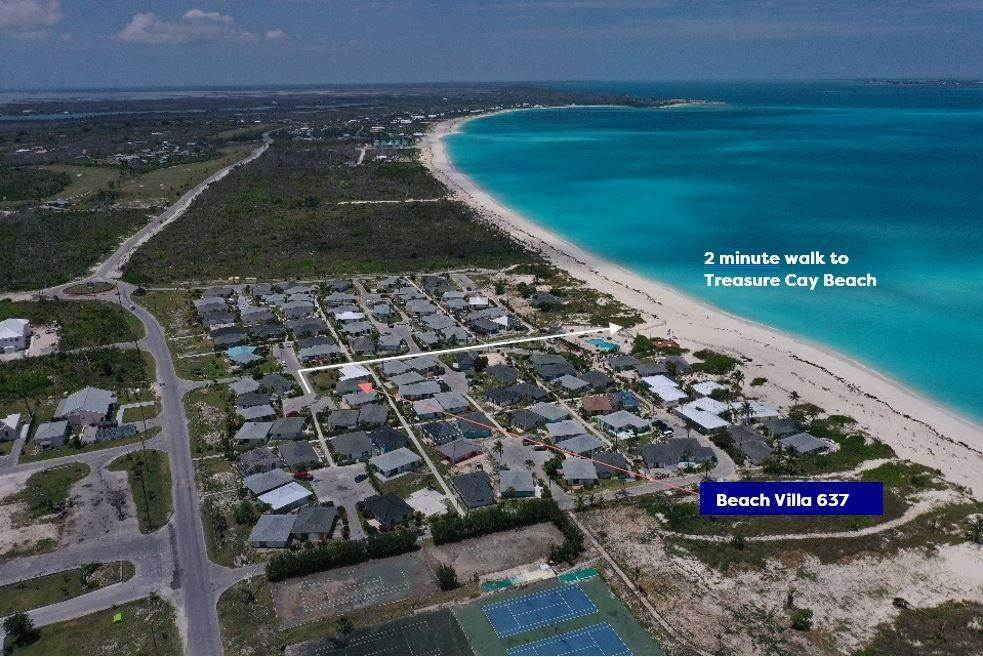 Single Family Homes for Sale at Treasure Cay, Abaco, Bahamas