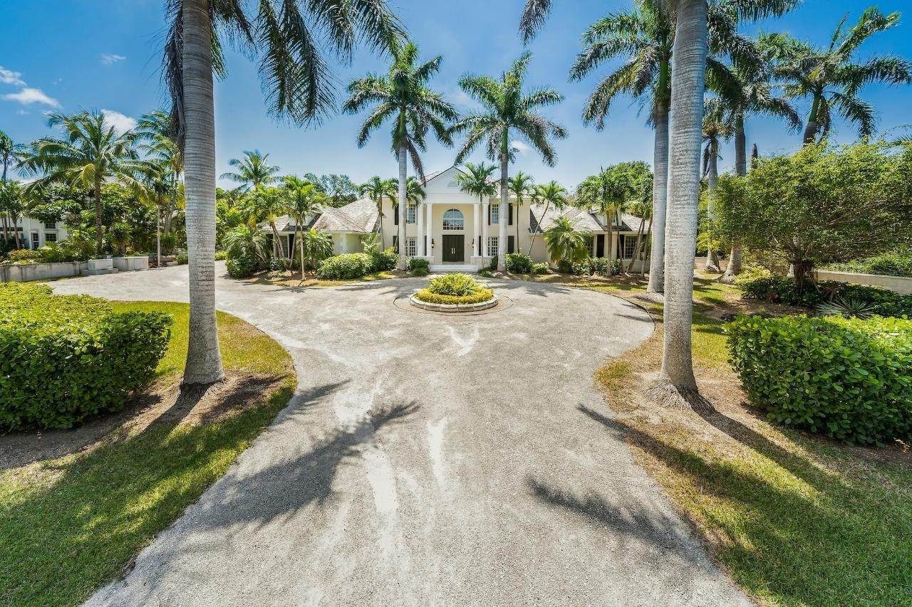 Single Family Homes for Sale at Lyford Cay, Nassau And Paradise Island, Bahamas