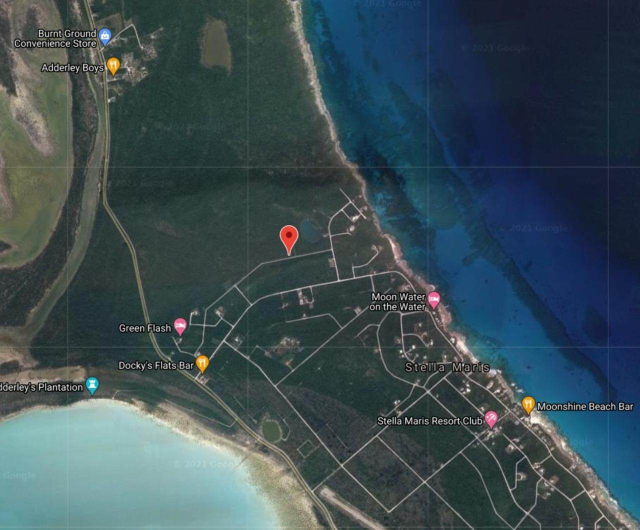 4. Land for Sale at Stella Maris, Long Island, Bahamas