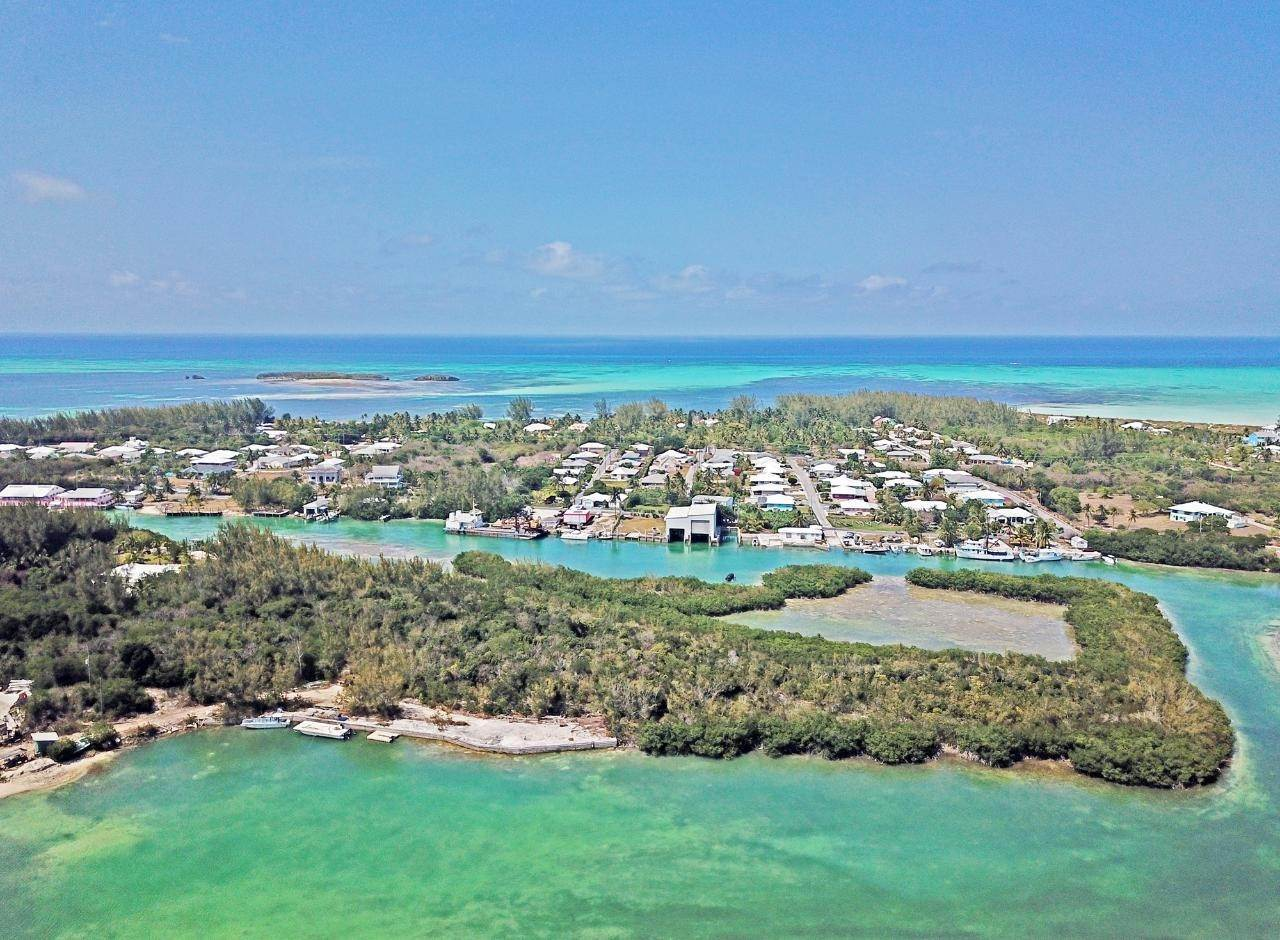 Land for Sale at 6.8 Acres with Dock Russell Island, Eleuthera, Bahamas