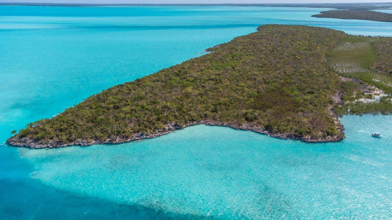 Private Islands for Sale at Exuma, Bahamas