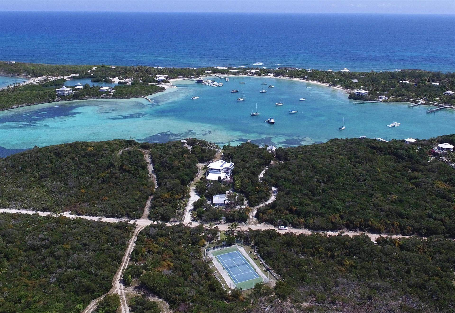 Single Family Homes for Sale at Waterfront Estate with Amazing Views of Little Harbour (MLS 25910) Little Harbour, Abaco, Bahamas