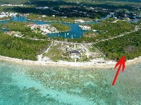 Land for Sale at Large development beachfront tract in Bell Channel Bell Channel, Lucaya, Freeport And Grand Bahama Bahamas