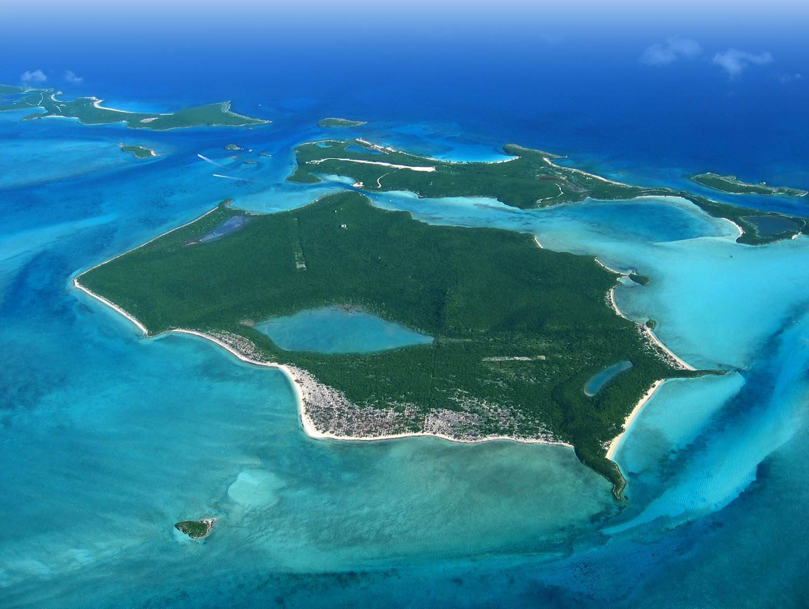 Private Islands por un Venta en Enchanting Private Island Exuma, Bahamas