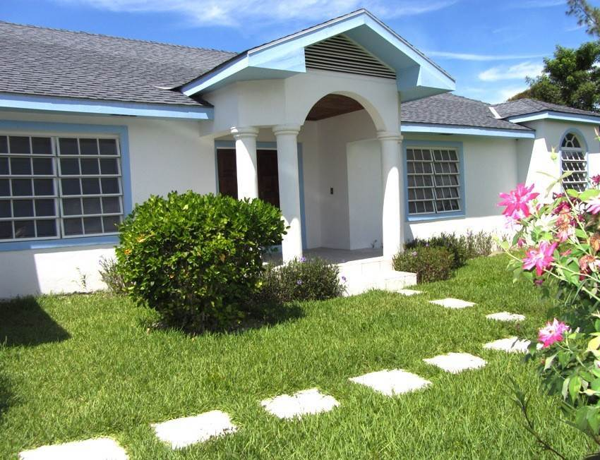 Single Family Homes por un Alquiler en Family Home with Pool South Ocean, Nueva Providencia / Nassau, Bahamas