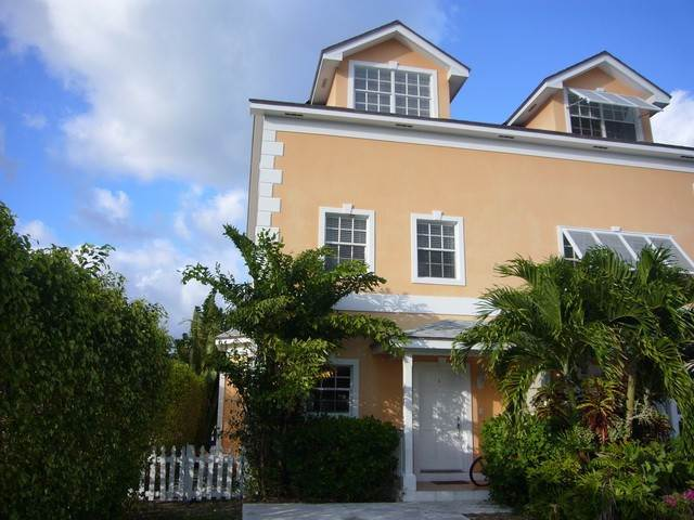 Co-op / Condo for Sale at Elegant Townhouse Sandyport, Cable Beach, Nassau And Paradise Island Bahamas
